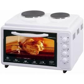 Tabletop Ofen GUZZANTI GZ 0126 weiß Gebrauchsanweisung