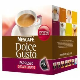 PDF-Handbuch downloadenKapseln für das Espresso KRUPS Espresso entkoffeiniert 16 Stk