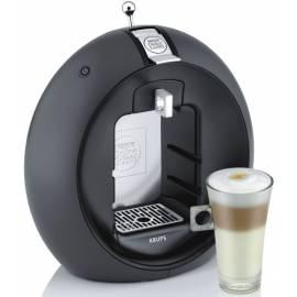 Benutzerhandbuch für KRUPS NESCAFE Espresso? Dolce Gusto? KP 5000 circle schwarz/nerez