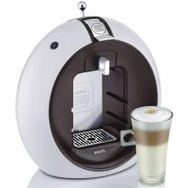 Bedienungsanleitung für Espresso KRUPS NESCAFÃufffd Dolce Gusto Circolo KP 5002 white/Brown