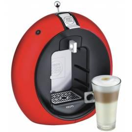 Datasheet KRUPS NESCAFE Espresso? Dolce Gusto? KP 5006 rot Kreis