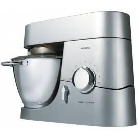 Deutsche Bedienungsanleitung Für Küchenmaschine Kenwood Chef