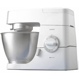 Bedienungsanleitung für Küchenmaschine KENWOOD Chef KM 336 weiß/Edelstahl