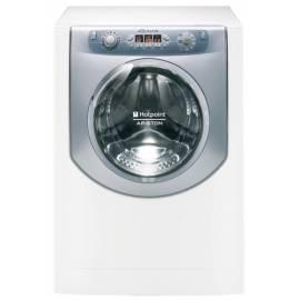 Service Manual Automatische Waschmaschine HOTPOINT-ARISTON AQSF29U silber/weiss