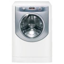 Automatische Waschmaschine HOTPOINT-ARISTON AQ7F29U weiß - Anleitung