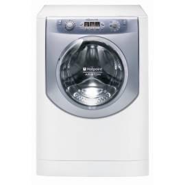 PDF-Handbuch downloadenAutomatische Waschmaschine HOTPOINT-ARISTON AQ7F09U weiß