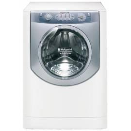 deutsche bedienungsanleitung f r automatische waschmaschine hotpoint ariston aq7l09u wei. Black Bedroom Furniture Sets. Home Design Ideas