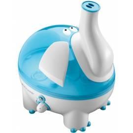 Luftbefeuchter Luft BIONAIRE BU 1500 weiss/blau Bedienungsanleitung