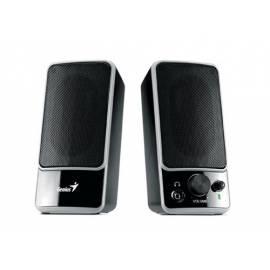 Lautsprecher GENIUS SP-M120 (31730946100) schwarz Gebrauchsanweisung