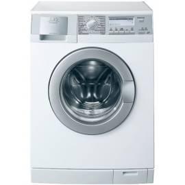 Benutzerhandbuch für Waschmaschine AEG-ELECTROLUX 84840 LS weiß