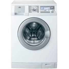 Bedienungsanleitung für Waschmaschine AEG-ELECTROLUX 72840 LS weiß