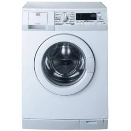Waschmaschine AEG-ELECTROLUX LS 60840 L weiß Gebrauchsanweisung