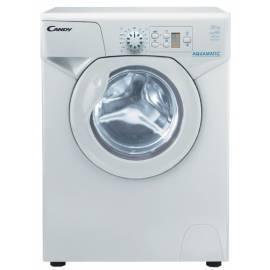 Waschmaschine CANDY Aquamatic AQUA 800 dF weiß