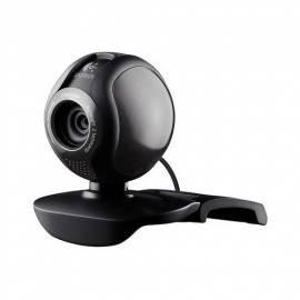 Webcam LOGITECH Webcam C600 (960-000397) schwarz/grau Bedienungsanleitung