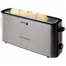 Bedienungsanleitung für Toaster FAGOR TTE - 401 stainless steel