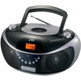Bedienungshandbuch Radioreceiver mit CD JVC RD-EZ15