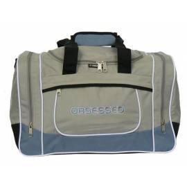 Handbuch für Tasche Sport OBSESSED 2999-R Farbe grau/blau Farbe