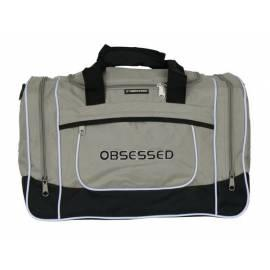 Tasche Sport OBSESSED 2999-R grau - Anleitung