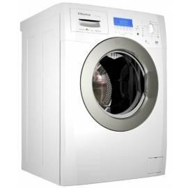 Bedienungsanleitung für Automatische Waschmaschine ARDO wirksame FLSN106LW weiß