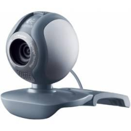 Webcam LOGITECH Webcam C500 (960-000373) grau