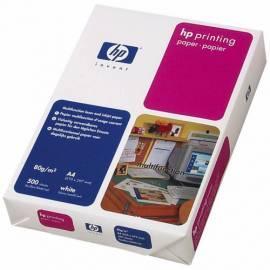 Papiere, Drucker HP A4, 500 Blatt, 80 g/m2 (CHP210) weiß Gebrauchsanweisung