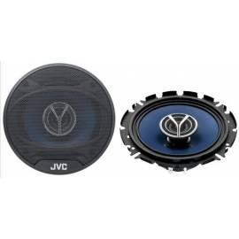 Benutzerhandbuch für JVC CS-V626 Lautsprecher schwarz/blau