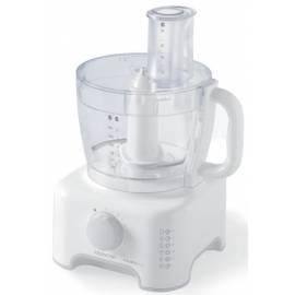 KENWOOD MultiPro Küchenmaschine FP 733 grau/weiss