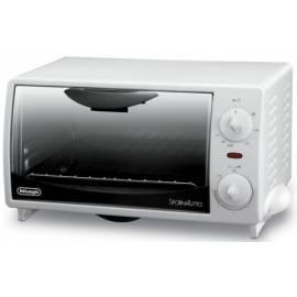 Tabletop Ofen DELONGHI XU XU 440 weiß Bedienungsanleitung