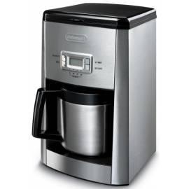 Kaffeemaschine DELONGHI Super Mario ICM 65 ST Edelstahl