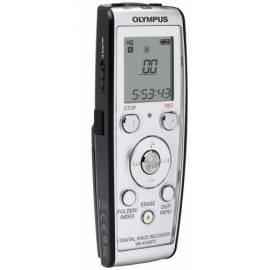 Bedienungsanleitung für Diktiergerät Olympus VN-4100 PC, Mikrofon
