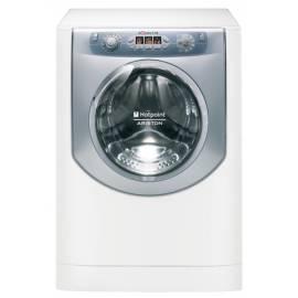 Benutzerhandbuch für Automatische Waschmaschine HOTPOINT-ARISTON AQ8F29UV weiß
