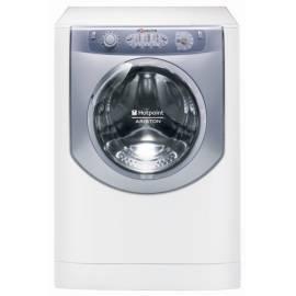 Service Manual Automatische Waschmaschine HOTPOINT-ARISTON AQSL09U silber/weiss