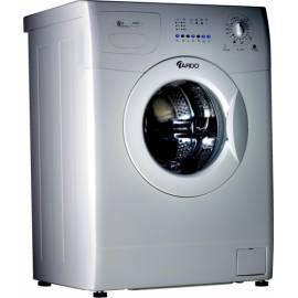 Automatische Waschmaschine ARDO FL105S weiß Bedienungsanleitung