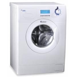 PDF-Handbuch downloadenAutomatische Waschmaschine ARDO FLS105L weiß