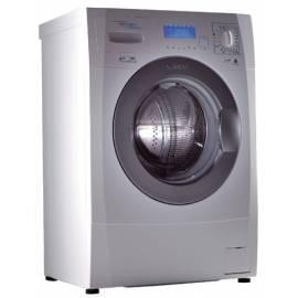 Bedienungsanleitung für Automatische Waschmaschine ARDO Sechskant FLSO106L weiß