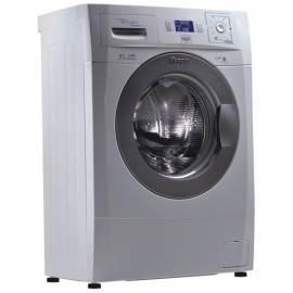 Datasheet Automatische Waschmaschine ARDO Hexagon FLSO 125 D Sechseck Weiss