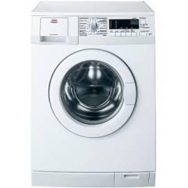 Bedienungshandbuch Waschmaschine AEG ELECTROLUX Lavamat 62840-L weiß