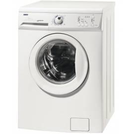 Benutzerhandbuch für Waschmaschine ZANUSSI ZWG685-weiß
