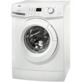 Benutzerhandbuch für Waschmaschine ZANUSSI ZWG1100M-weiß