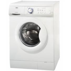 Bedienungsanleitung für Waschmaschine ZANUSSI ZWF1000M-weiß