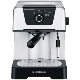 Espresso ELECTROLUX EWR 110 Silber/Edelstahl/Aluminium Gebrauchsanweisung