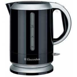 ELECTROLUX EEWA 3100 Wasserkocher schwarz - Anleitung