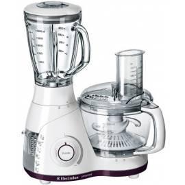 Handbuch für Küchenmaschine ELECTROLUX EFP 4400 ASSISTENT weiß