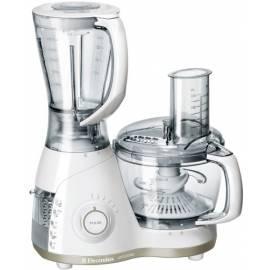 Küchenmaschine ELECTROLUX EFP 4200 ASSISTENT weiß - Anleitung
