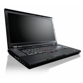 LENOVO ThinkPad T510 Notebook (NTF4KMC) schwarz