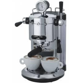 Espresso ETA 1175 90000 Edelstahl - Anleitung