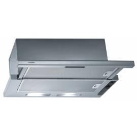 Cooker Hood MORA-OP57290060 Silber Gebrauchsanweisung