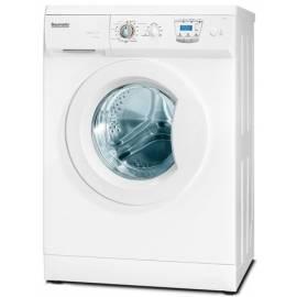 BAUKNECHT BW325W Waschmaschine weiß - Anleitung