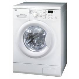 Waschmaschine LG F1056QDP weiß - Anleitung