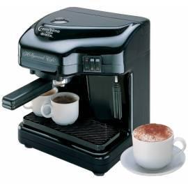 Espresso ARIETE-SCARLETT Hollywood Cafe 1325 schwarz Bedienungsanleitung